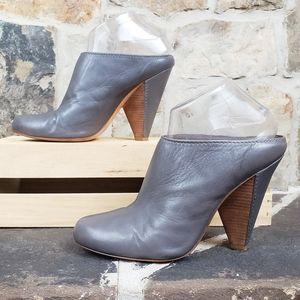 Belle Sigerson Morrison 8.5 Heeled Mules Clogs